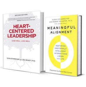 Heart Centered Leadership and Meaningful Alignment bundle